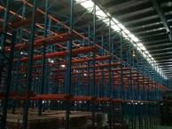 上海青浦区二手货架设备回收嘉定仓库重型货架回收