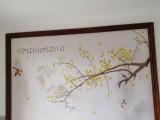 惠州区域贴壁画师傅 惠州墙纸哥