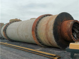 二手有机肥滚筒烘干机 木材烘干机工艺流程介绍 平价和售
