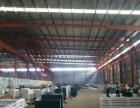 12000平米标准钢结构厂房带行车