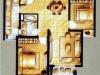 虹口-香港丽园2室2厅-7500元