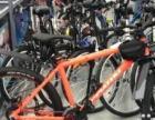 迪卡侬橘红色山地自行车全套装备价格面议全新