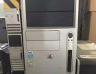 惠普原装双核主机+17寸显示器  550元一套