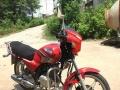 9成新豪爵铃木跨骑摩托车