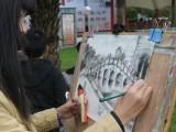 素描培训 表演培训 美术培训 到绘博美术