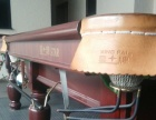 长期专业收售新旧二手台球桌乒乓球桌
