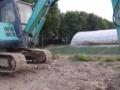 神钢 SK60-C 挖掘机         (个人用的挖掘机)