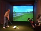 專業模擬高爾夫系統廠家銷售低廉的低價更是得到了大家的一致好評