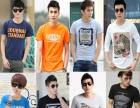 郑州最便宜夏季男女装货源批发纯棉低价T恤厂家批发