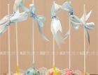 专业婚礼蛋糕摆台承接各种活动摆台