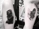 南昌纹身,纹身培训,纹身图案:有一种纹身,我们叫它小清新