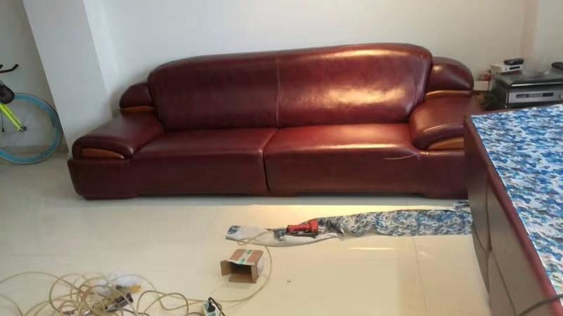 温州名顶沙发定做翻新
