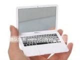 迷你苹果笔记本电脑随身镜子 macboo