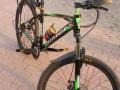 山地自行车99成新200元出售