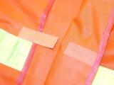 中山制衣厂订做反光工作服 反光背心夹克