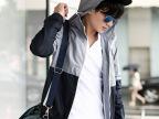 秋冬新款男装夹克 连帽拼色男士夹克 潮男外套 一件代发 工厂直销