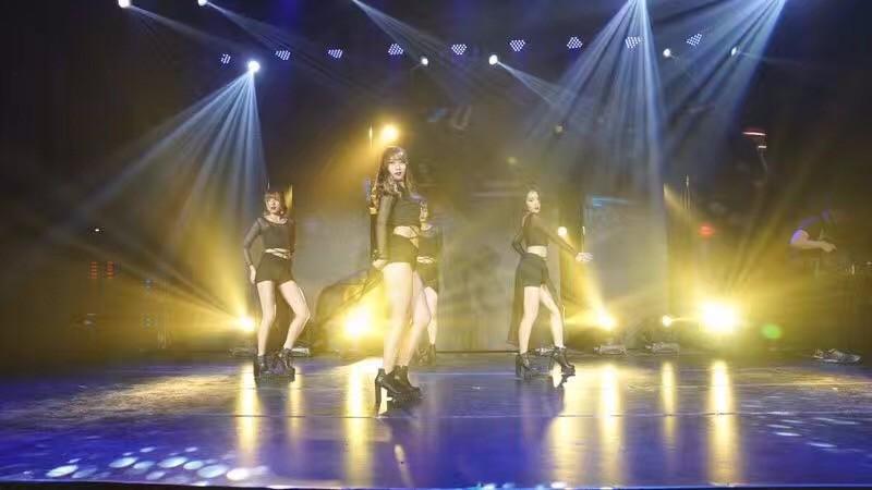 北京创意节目 激光舞 电光舞 视频互动 肩上芭蕾 机械舞
