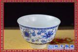 陶瓷红寿碗礼品订做