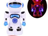 满包邮 智能机器人电动万向玩具 发光 益