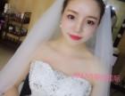 鹿邑新娘跟妆 新娘妆 曼纱国际婚纱礼服馆
