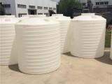 特耐厂家生产PE水箱5吨8吨10吨塑料储罐化工塑料桶