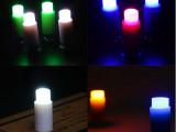 福龙直销 创意吸盘七彩小夜灯 浪漫迷你酒吧灯 吸盘灯 小夜灯