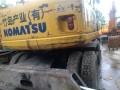 二手挖机市场轮式挖机价格