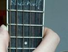 BlackWolf民谣吉他