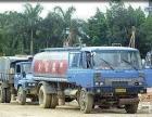 工地钻桩冲孔桩产出的泥浆运输工业污水运输