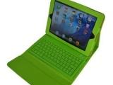 ipad蓝牙键盘皮套 硅胶键盘 无线蓝牙