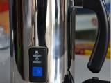 不锈刚打奶器 电动奶泡机冷热两用 卡布奇诺拿铁奶泡器