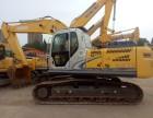 泸州二手挖掘机市场价格,新款神钢SK350-8 260等特价