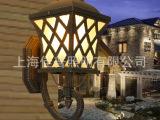 户外壁灯防水欧式墙壁灯室外LED庭院灯花园别墅灯仿古防水阳台灯