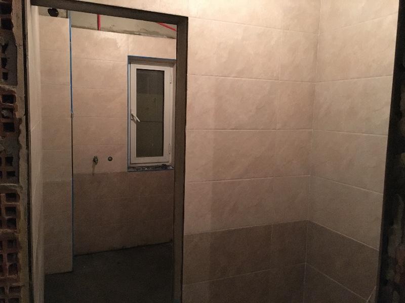 庆阳西峰贴砖20年家装贴砖经验,送背景墙设计彩绘