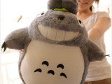 批发供应宫奇峻龙猫卡通龙猫毛绒玩具公仔龙猫毛绒娃娃玩具礼品