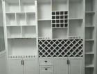 太原铝合金定制 全铝酒柜 书柜