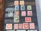 老邮票 不同国家的老邮票