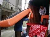 海口搬家卸货提供临时力工杂工团队服务