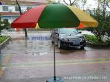 厂家供应双层太阳伞/防紫外线太阳伞/广告太阳伞