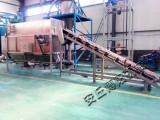 工业盐自动拆包机 50KG袋料自动破袋机效率