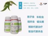 龙昌乐畅桉树精油防治河蟹纤毛虫病抑制水体有害菌安全无药残