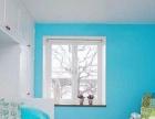 刮大白刷乳胶漆老房翻新修补墙面家具改色地板打磨砸墙