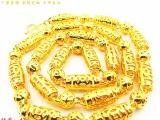 欧币饰品越南金黄铜饰品欧币饰品黄铜镀黄金