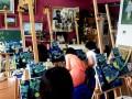 大连学画画学书法就到中立方画室,专注于成人美术书法教育