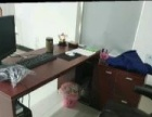 带边柜组合办公桌