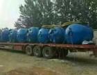 二手反应釜 3吨5立方6000L不锈钢反应釜 搪瓷反应釜