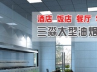酒店 餐馆 食堂油烟机 烟道 净化器 厨房设备清洗