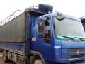 东风柳汽 乘龙M3中卡 160马力 4X2 7.7米厢式排半载货