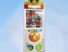 零捌学糖娃娃机动漫IP娃娃机最新礼品机