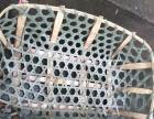 出售手工编织莲藕竹篮